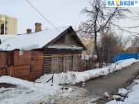 Старый дом ул. Водопроводная 99