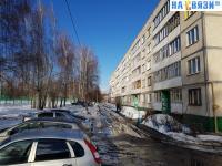 Двор дома Московский проспект 50/1