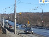 Фоторадар на Гагаринском мосту