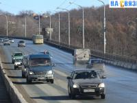 На Гагаринском мосту