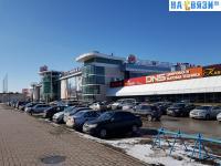 Верхняя парковка ТРК Каскад