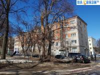 Двор дома ул. Дзержинского 19