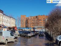 Парковка у ул. Текстильщиков 10