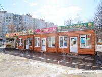 """Торговые павильоны возле ТД """"На Кадыкова"""""""