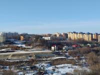 Панорама микрорайона Радужный и улицы Академика Крылова