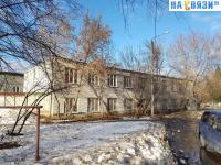 Одно из зданий гуманитарного института