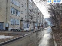 Двор дома ул. Красина 16