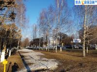 Территория между дорогой и Чувашпотребсоюзом