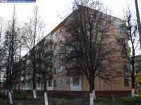 Дом 1 по улице Комсомольская