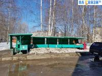 Мини-рынок в Новых Лапсарах