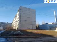 Вид на торец дома ул. Советская 84