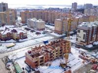 Вид на Новый город с высоты