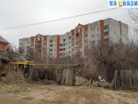 Вид на Якимовский переулок 13
