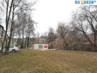 Двор дома Николаева 57