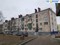 Двор дома ул. Калинина 106