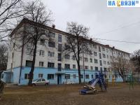 Двор дома ул. Калинина 106к1
