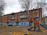 Двор дома ул. Калинина 102к1