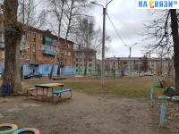 Двор дома ул. Калинина 102к2
