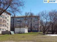 Во дворе ул. Чапаева 10