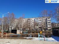 Территория детского сада с видом на ул. Чапаева 8к1