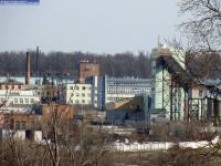 Вид на Базовый проезд с ул.Б.Хмельницкого