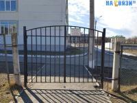 Ворота в школу