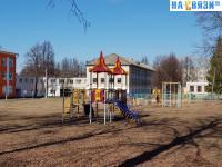 Детская площадка лицея №4