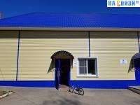 Продуктовый магазин посёлка Заовражное