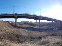 Вид на Сугутский мост снизу