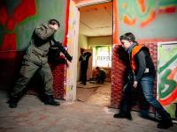 Лазертаг квест на в Убежище на Волге