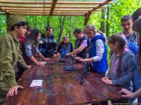 Тибилдинг в парке Банзай Чеобксары