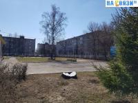 Территория ДК Ровесник