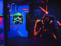 Лазертаг арена База на Шумилова