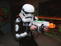 Бластер для детского лазертага на Арене База