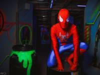 Квест Человек-паук на детский день рождения