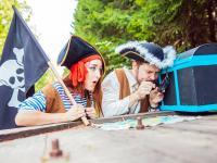 Пиратский квест для школьного выпускного