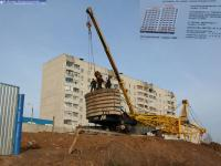 Начало строительства  жилого дома