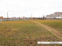 Футбольное поле коррекционной школы №1