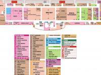 (Информация устарела) Мега Молл - план 4 этажа