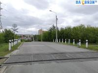 Переход переезд через железную дорогу