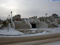 Подземная парковка на бульваре Денисова