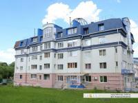 Жилая часть здания Нижегородская 4