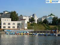 Станция катамаранов