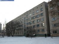 Дом 12 по улице Тимофея Кривова