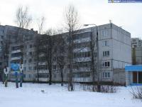 Дом 40 по улице мичмана Павлова