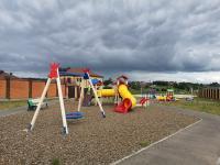 Детская площадка в Тихой слободе