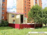 Здание между двумя общежитиями