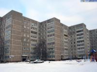 Двор дома 105 по улице Винокурова