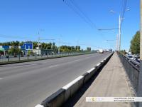 Мост на проспекте Мира