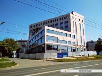 """Строительство здания рядом со стадионом """"Спартак"""""""